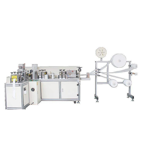 Disposable Anti-Virus Medical Non-Woven Fabrics Face Mask Making Machine