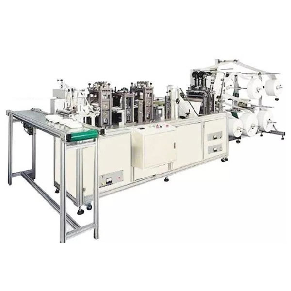 Earloop Mask Machine N95 Respirator Automatic Mask Making Machine Nonwoven Machines Disposable Face Mask